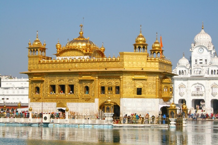 The Golden Temple Amritsar Picture 3